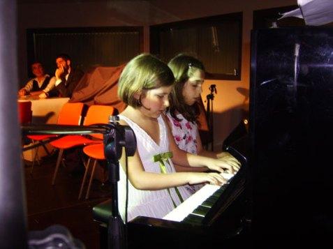 Η Ερατώ και εγώ στην συναυλία
