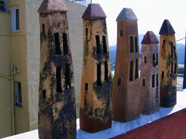 Οι πύργοι